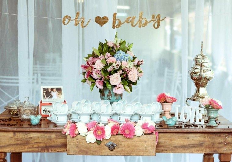 Centros De Mesa Para Baby Shower Sorprende A Todos Con Una
