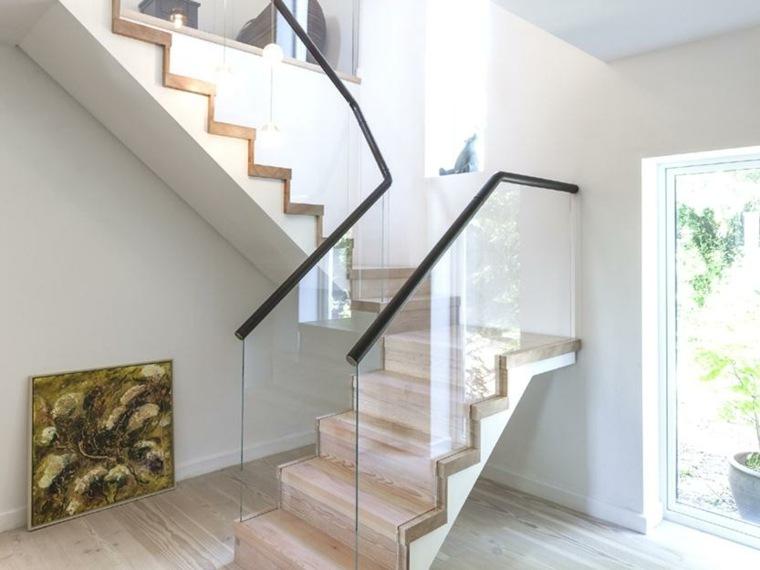 escaleras minimalistas de interior