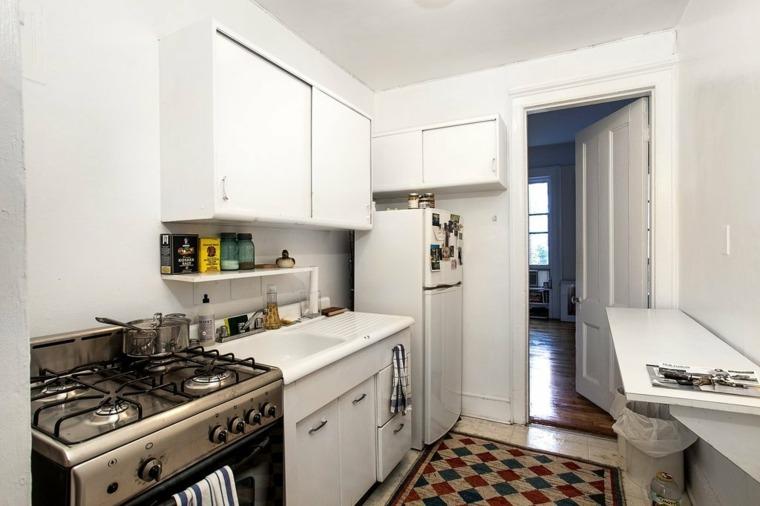 interiores de casas modernas cocina