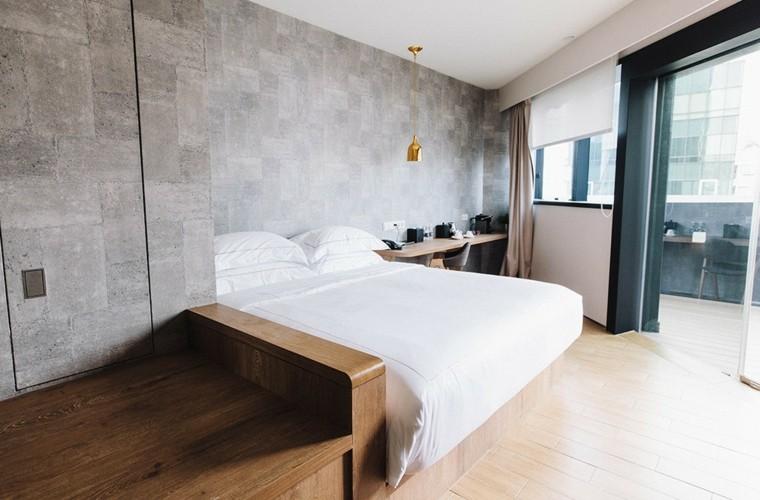 interiores de casas modernas dormitorio