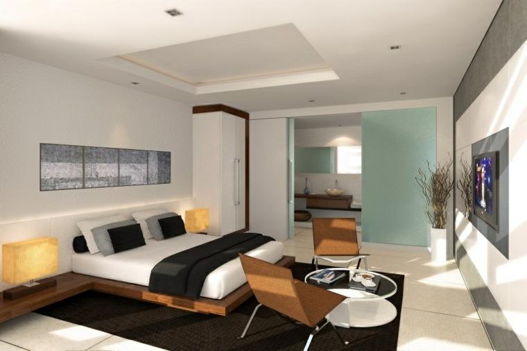 interiores de casas modernas ideas