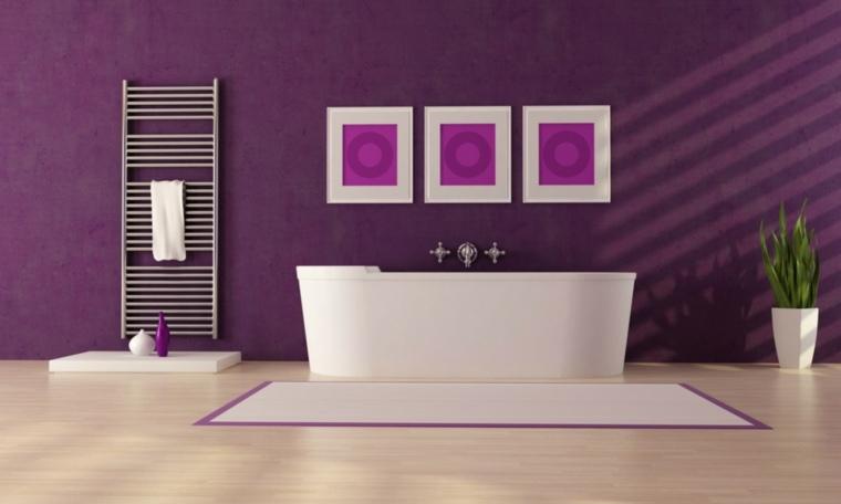 interiorismo y decoracion-violeta-ultravioleta