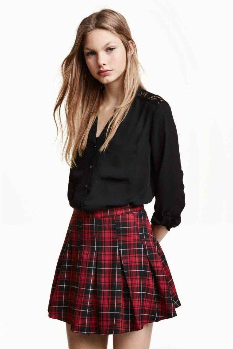 la moda en ropa para mujer-moderna
