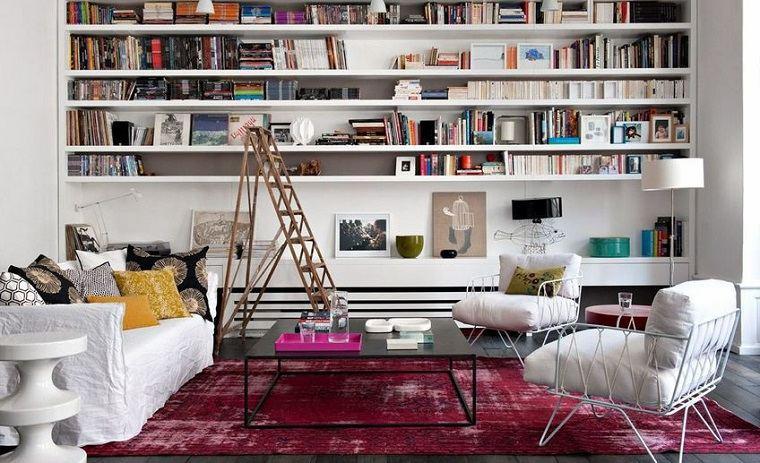 librerias-casa-opciones-diseno-moderno
