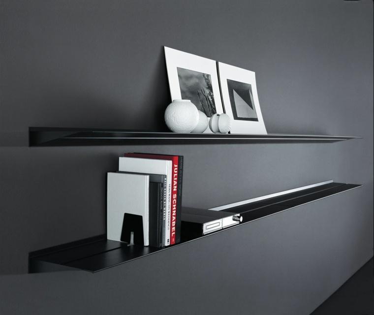 libreros modernos-decoracion-salones