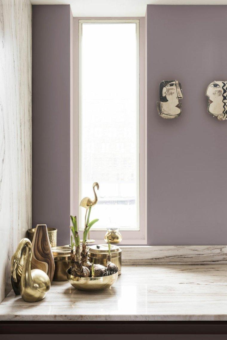 conjunto de colores para decorar interiores