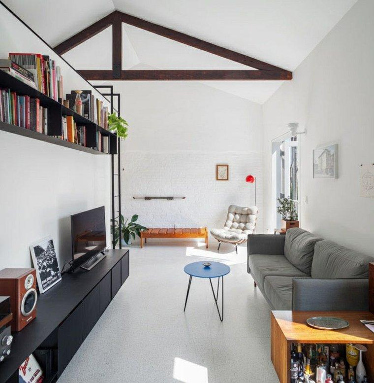 loft area-abierta