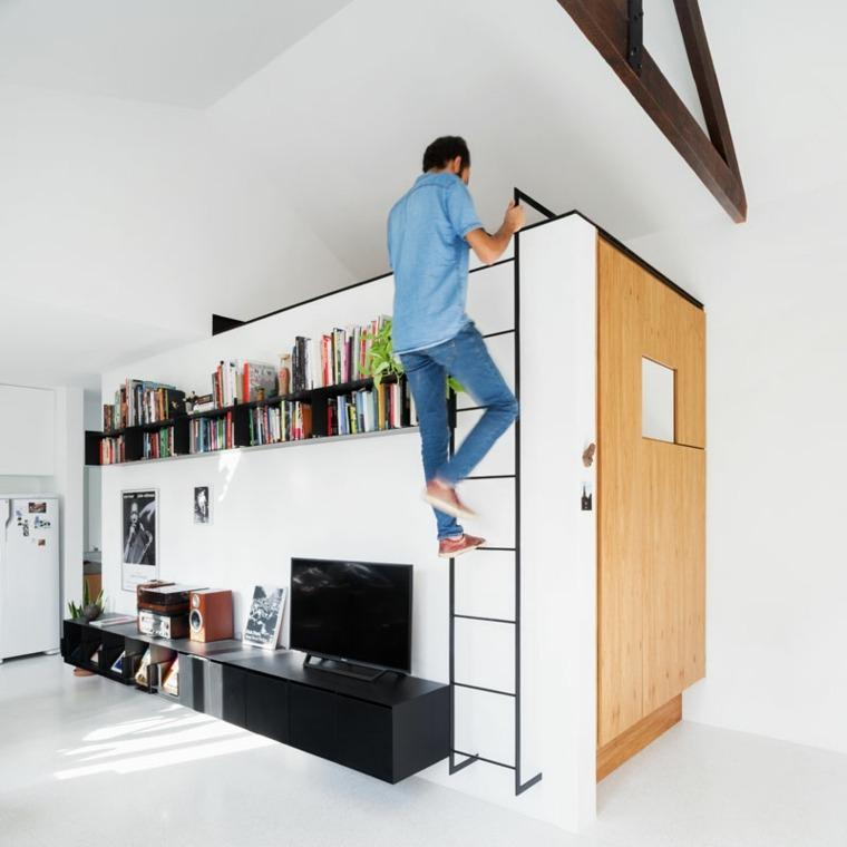 loft escalera-de-metal