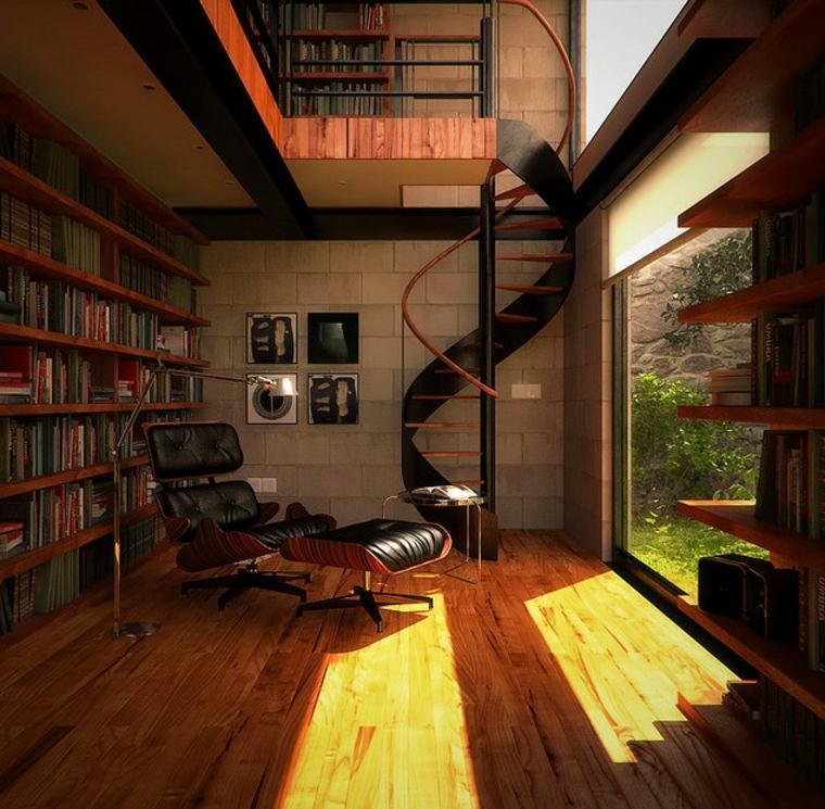 lugar-lectura-casa-diseno-moderno