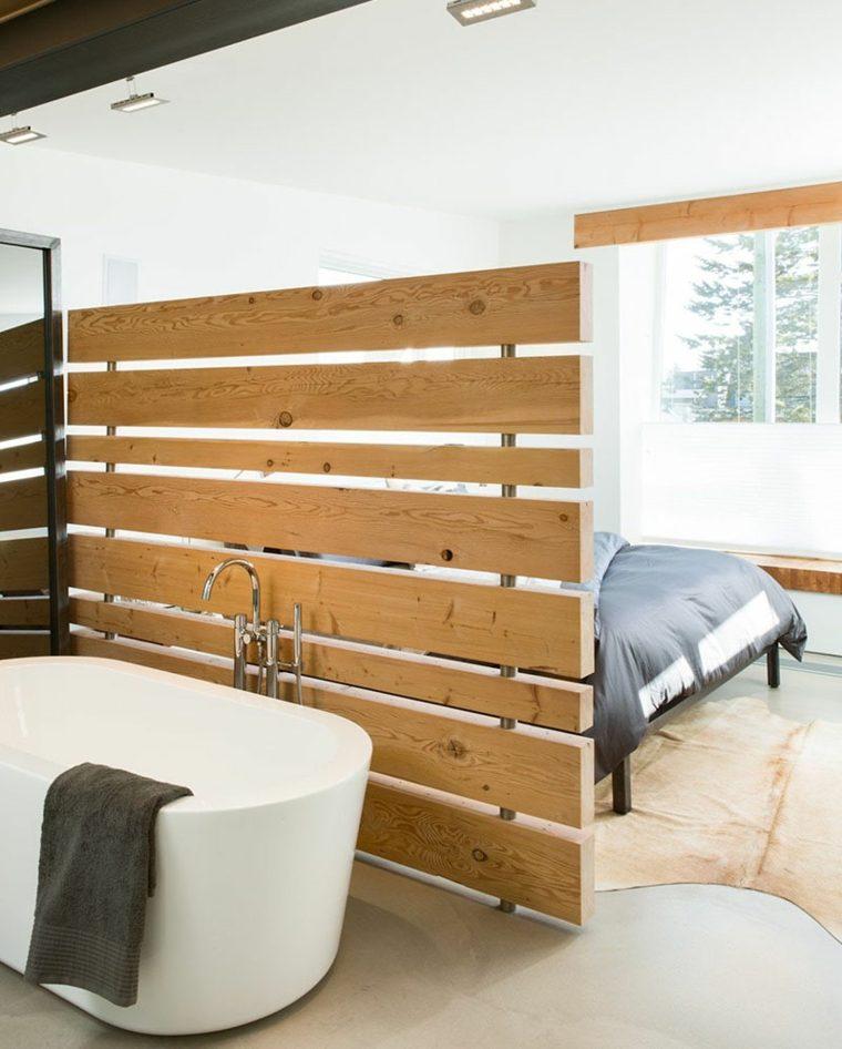 madera-divisoria-banera-casa