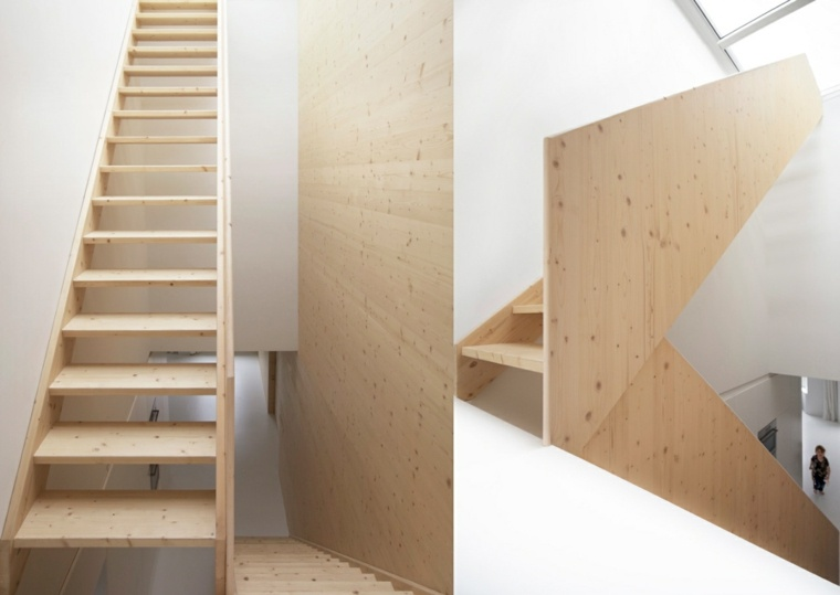originales escaleras modernas