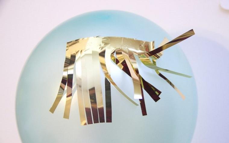 manualidades-sencillas-globos-unicornio-materiales-pelo-globo