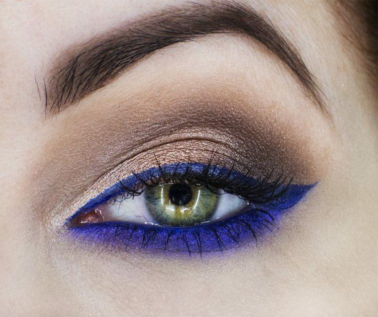 maquillaje eyeliner-casa-colores