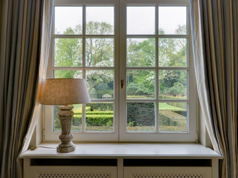 ventanas de fibra de vidrio