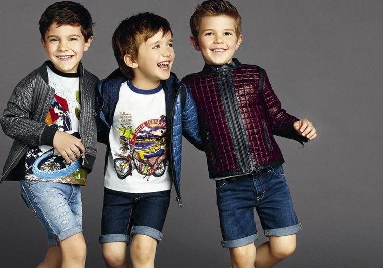 moda infantil chicos