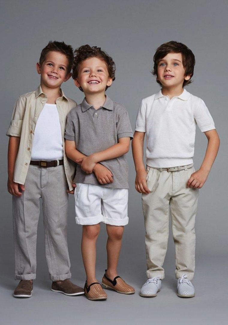 moda infantil estilo-casual