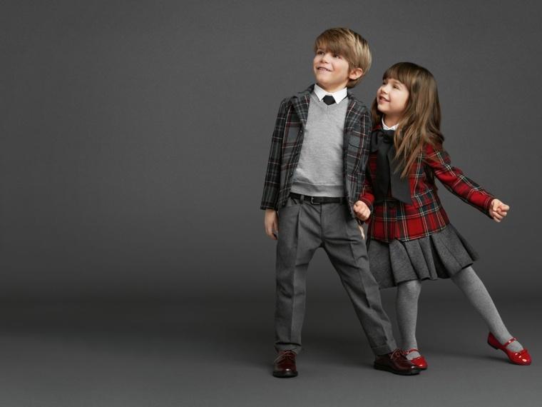 moda infantil estilo-clásico