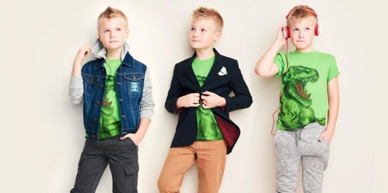 moda infantil muchachos