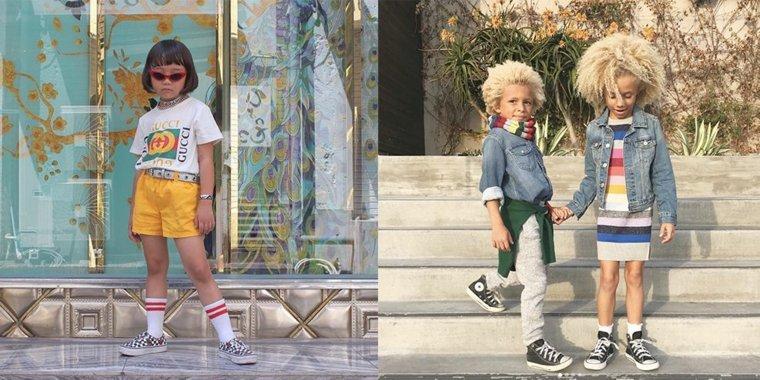 Moda Infantil Principales Tendencias Para El 2018