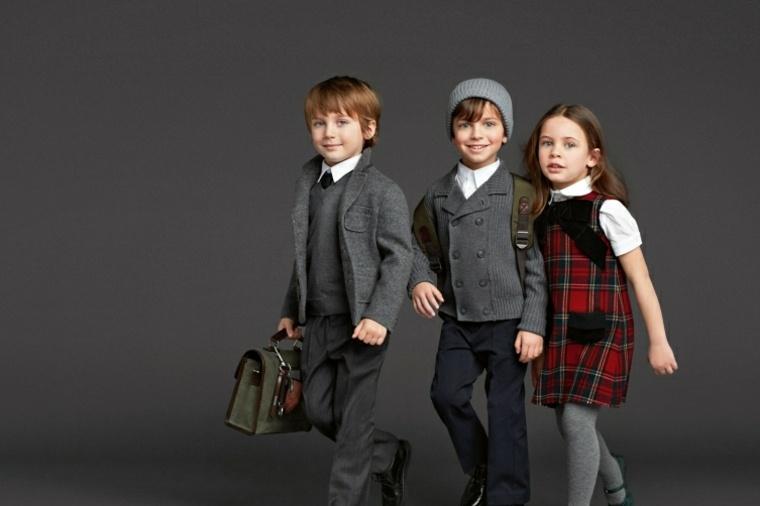 moda infantil tendencias