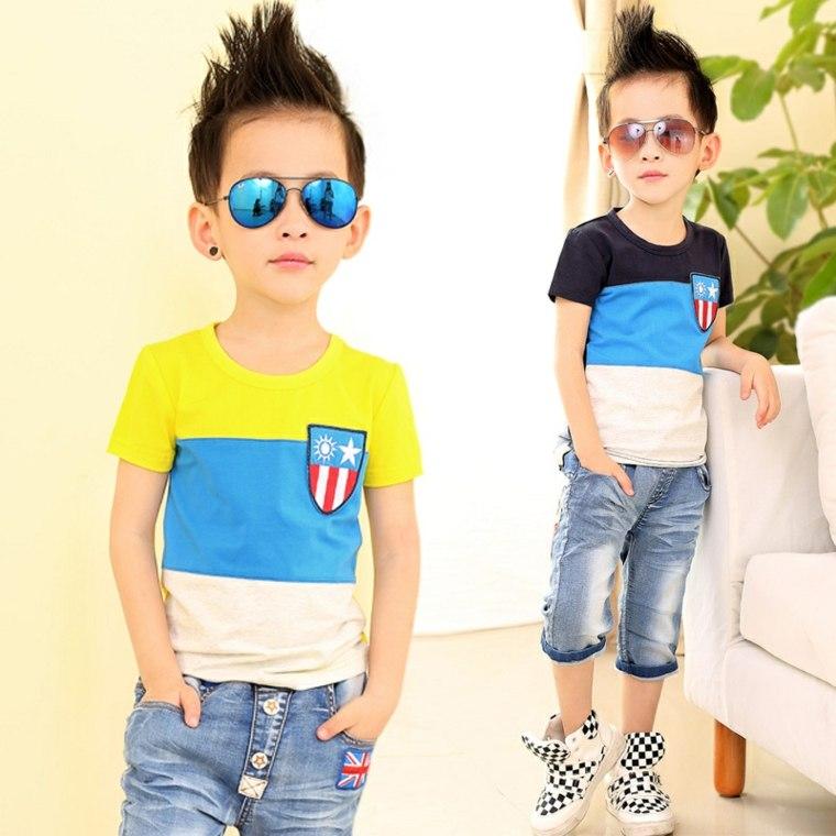 moda infantil verano