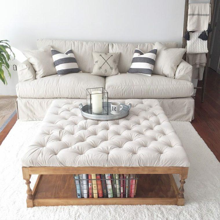 muebles bonitos otomanas de gran tama o para diferentes