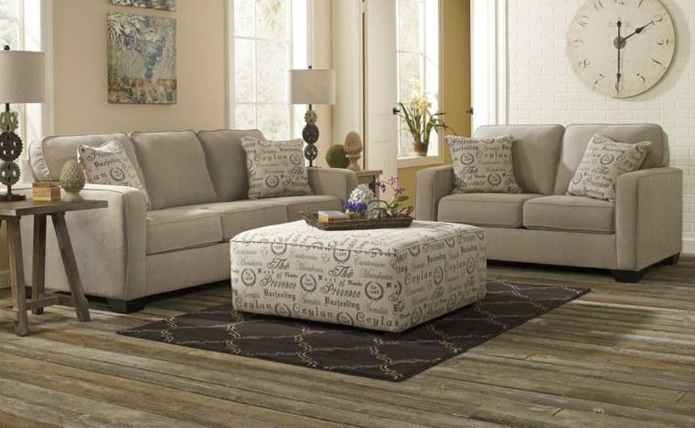 Muebles bonitos otomanas de gran tama o para diferentes - Muebles bonitos com ...