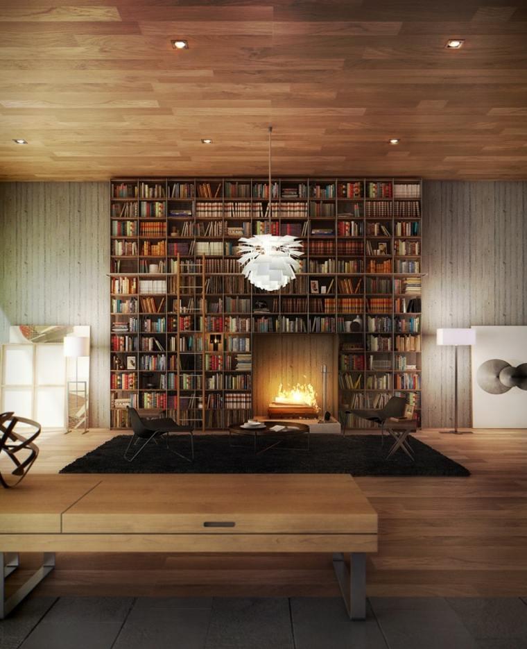muebles-libros-casa-moderna-opciones-estilo-original