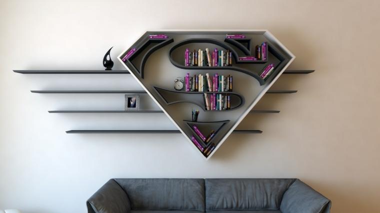 muebles para estetica-libros-interior