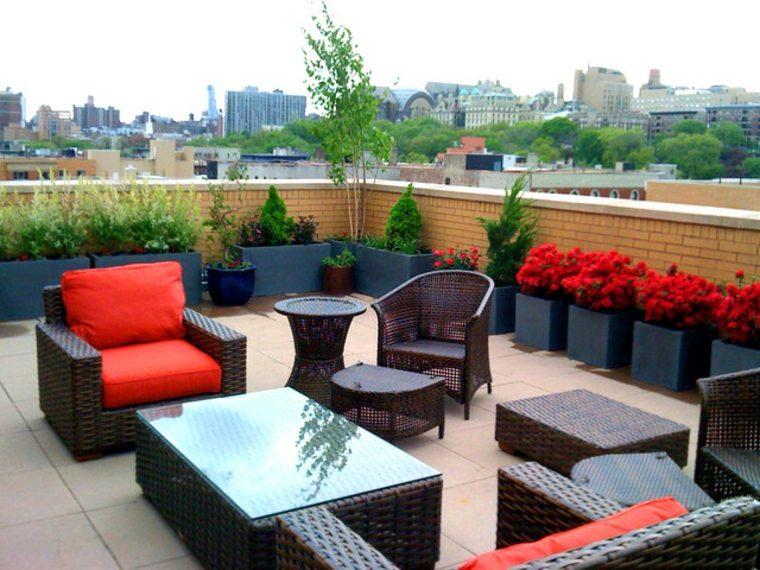 ¿Qué hace que diseñar jardines en terrazas sea diferente?