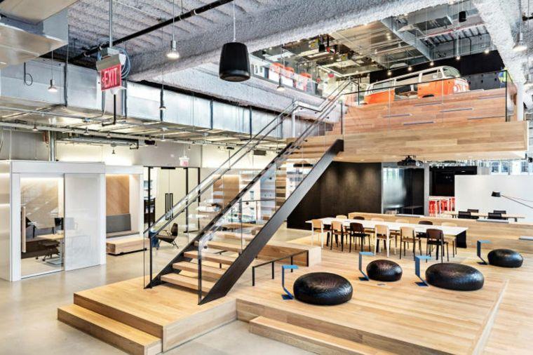 Oficinas de Nike NYC