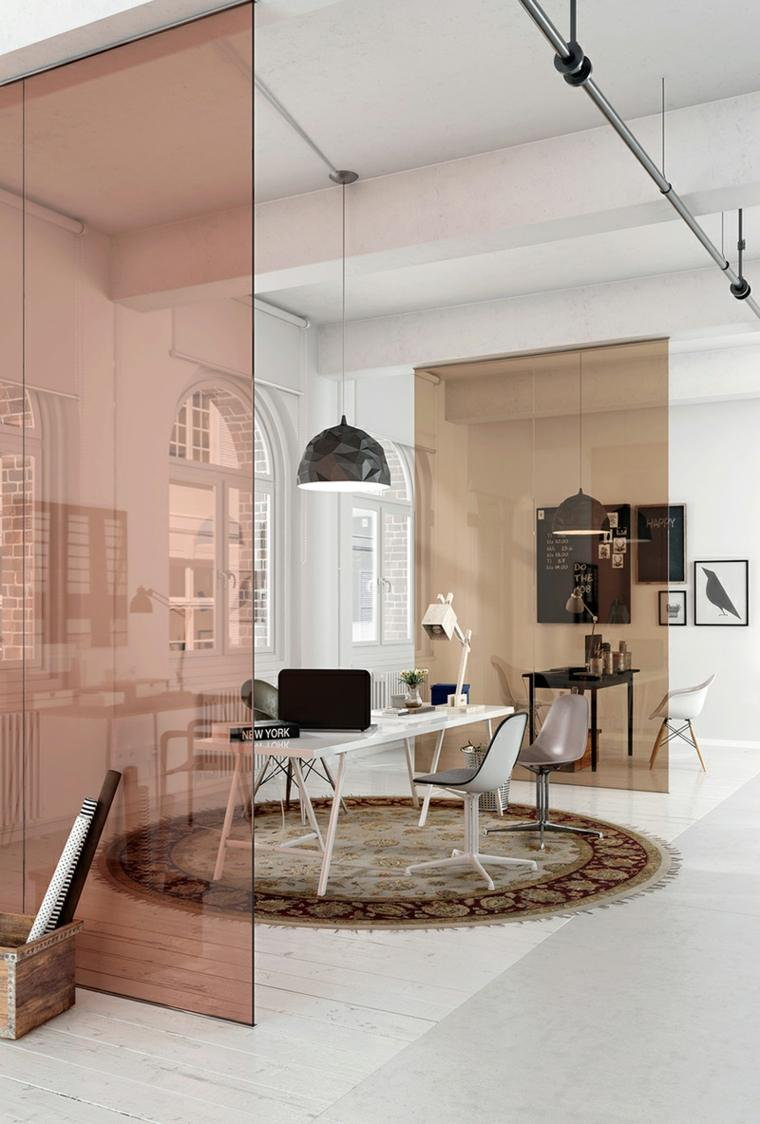 oficina-separada-cristales-oscuro