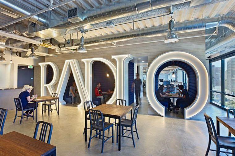 Oficinas centrales de Pandora Radio Oakland