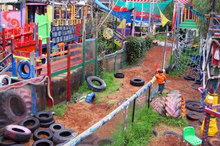 parque infantil St.Kilda