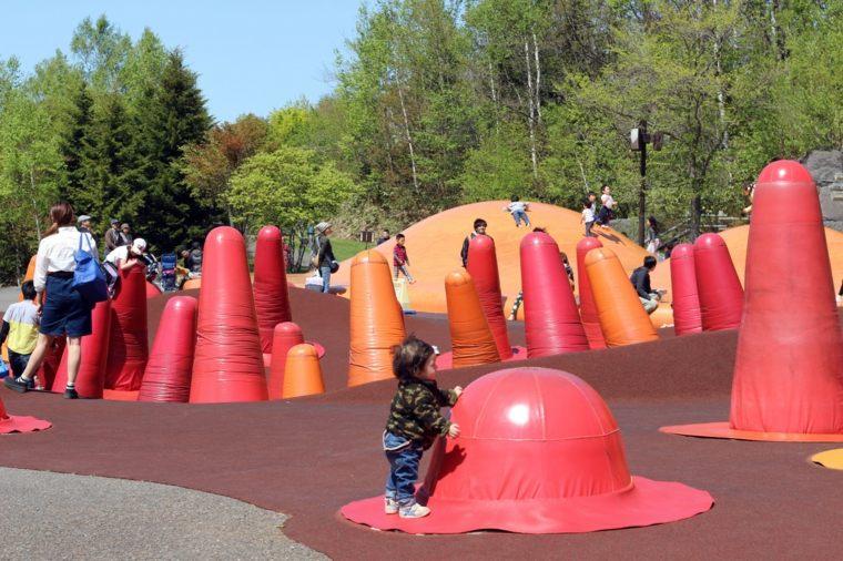 parque infantil japones
