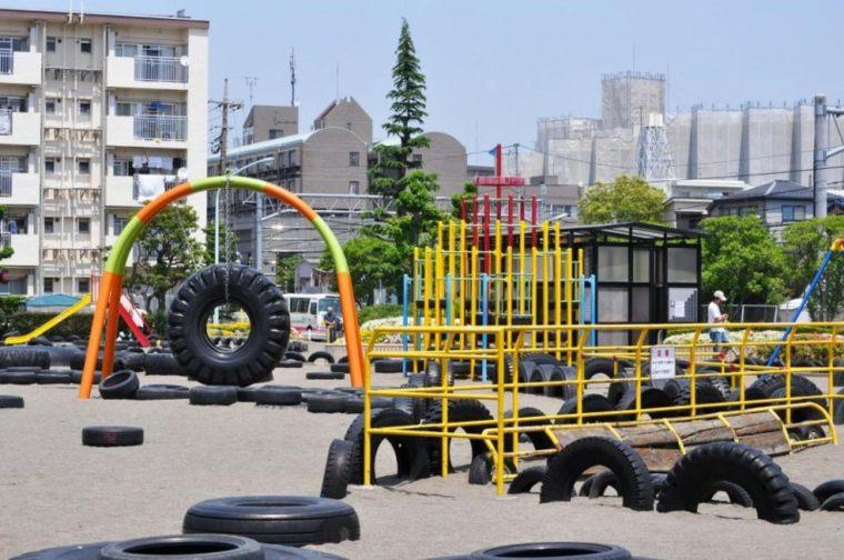 parque-Tokyo-nishi-rokugo