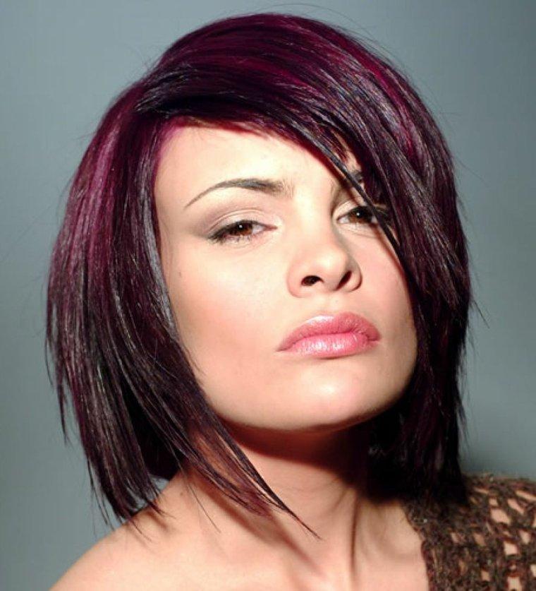 peinado media melena mujer-moderna
