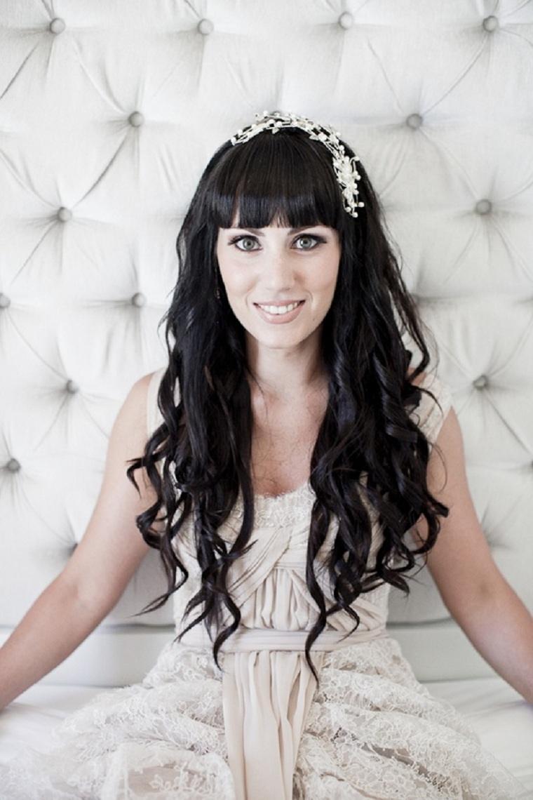peinados boda-novia-moderna-pelo-suelto