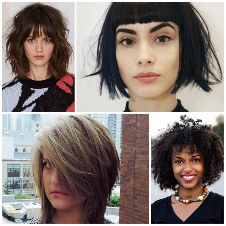 peinados con ondas media melena-mujeres