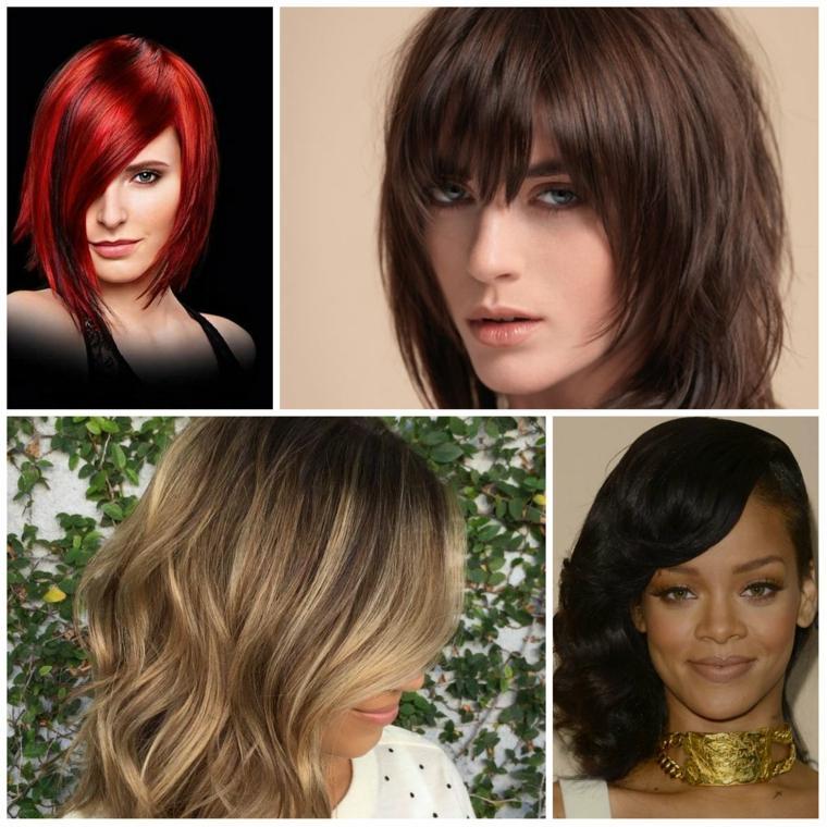 peinados media melena-bob-modernos