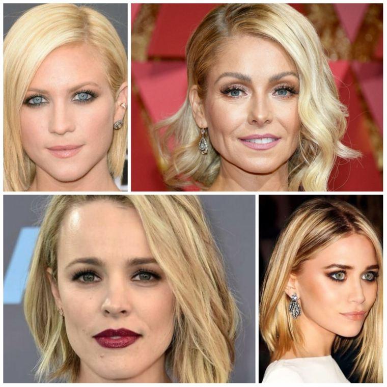 peinados media melena-modernos-elegantes