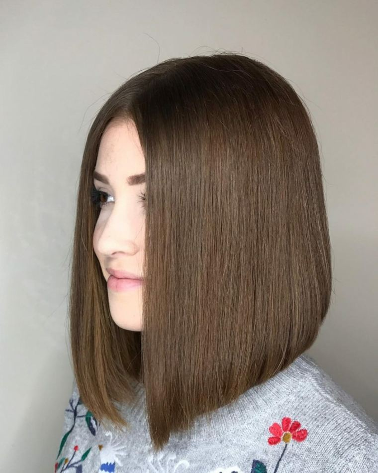 peinados media melena-natural