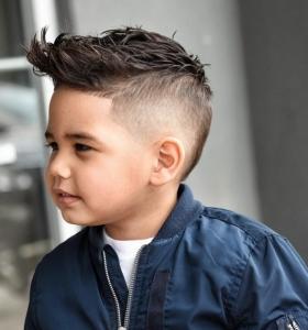 Corte de pelo para ninos fashion