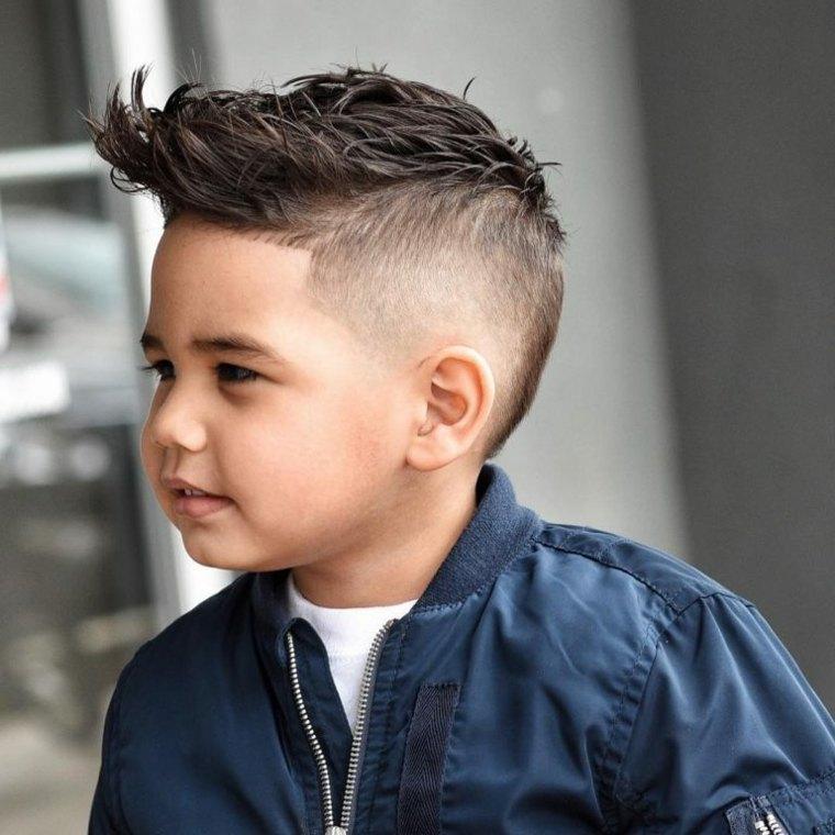 Corte de pelo para ninos de 14