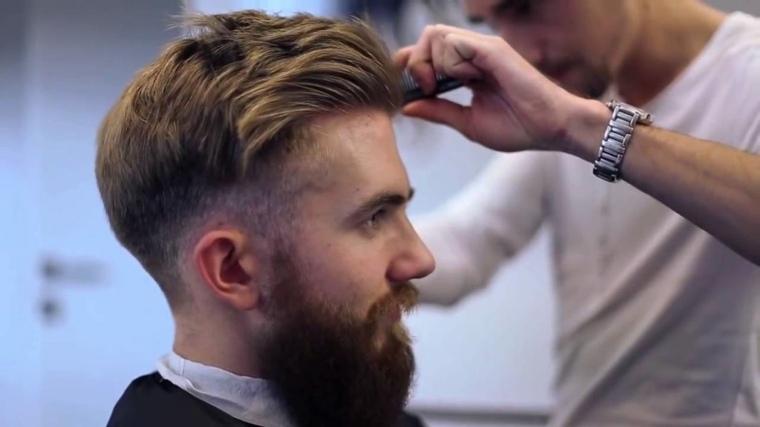peinados modernos para hombres-estilo-hipster
