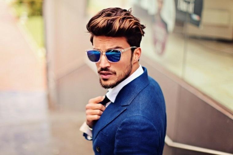 peinados modernos para hombres-estilos-hipster