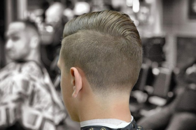 peinados modernos por-detrás