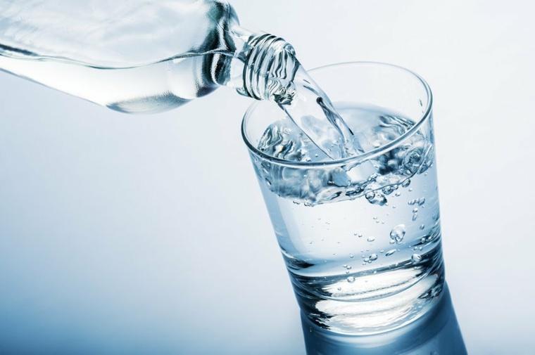 piel sana agua