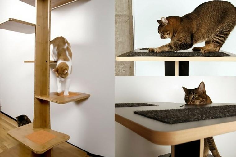 rascador de gatos-caseros-moderno