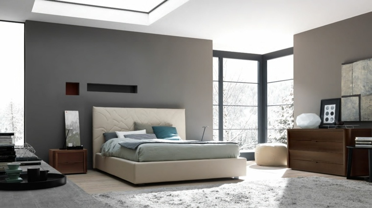 Recamaras modernas unos dise os llenos de elegancia for Ultra contemporary bedroom furniture